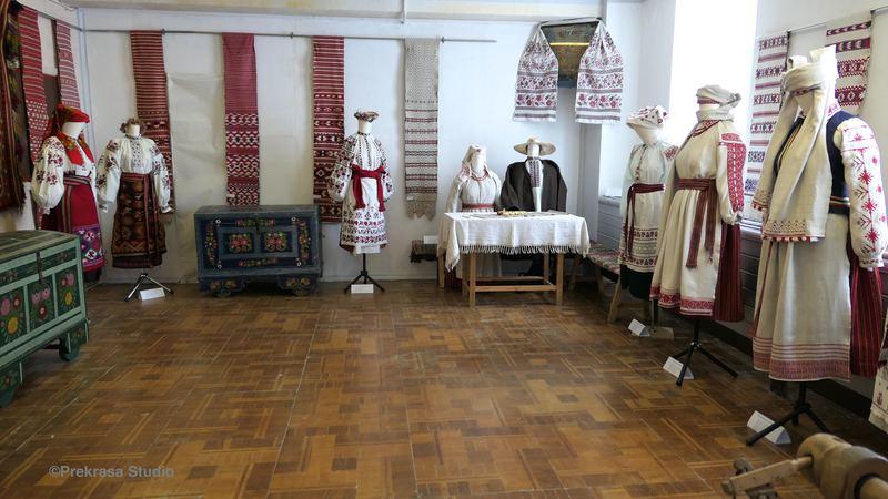 Традиційний одяг Українського Полісся. Онлайн школа української вишивки Prekrasa Studio