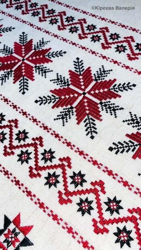 Як вишити рушник, схема вишивки. Онлайн школа української вишивки Prekrasa Studio