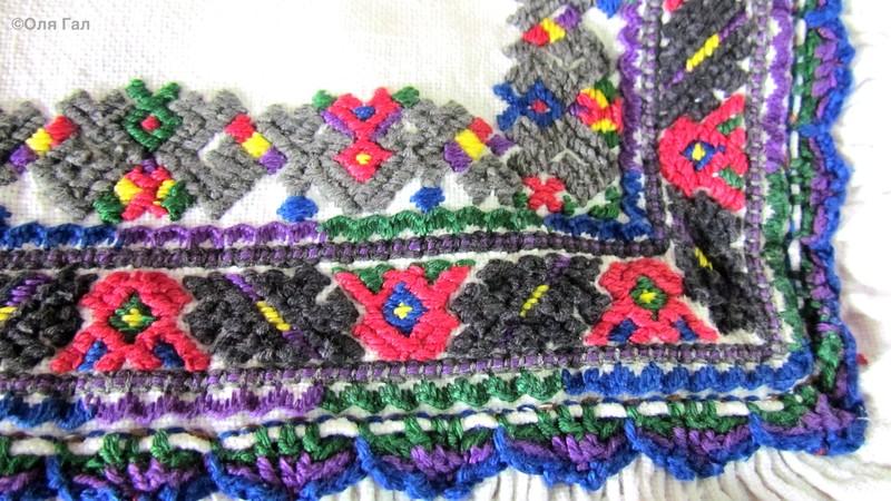 Візерунок жіночої сорочки. Онлайн школа української вишивки Prekrasa Studio
