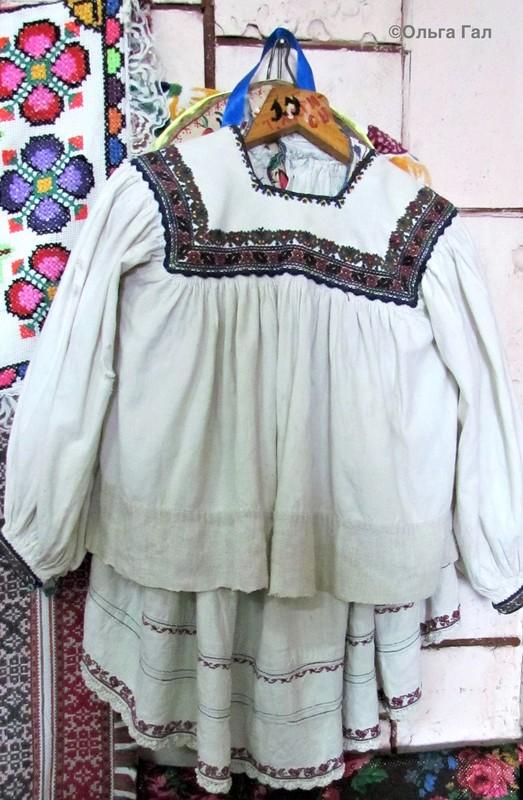 Вишитий одяг закарпатців. Онлайн школа української вишивки Prekrasa Studio