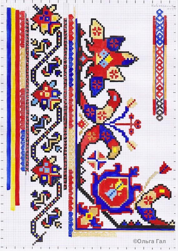 Жіночий одяг Закарпаття. Онлайн школа української вишивки Prekrasa Studio