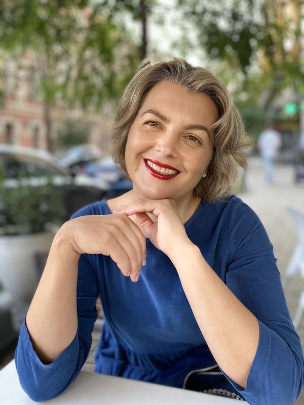 Ольга Нарбут, Olga Narbut. Онлайн школа української вишивки Prekrasa Studio