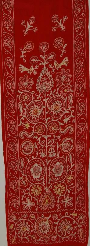 Козацькі рушники, як вишити рушник. Онлайн школа української вишивки Prekrasa Studio