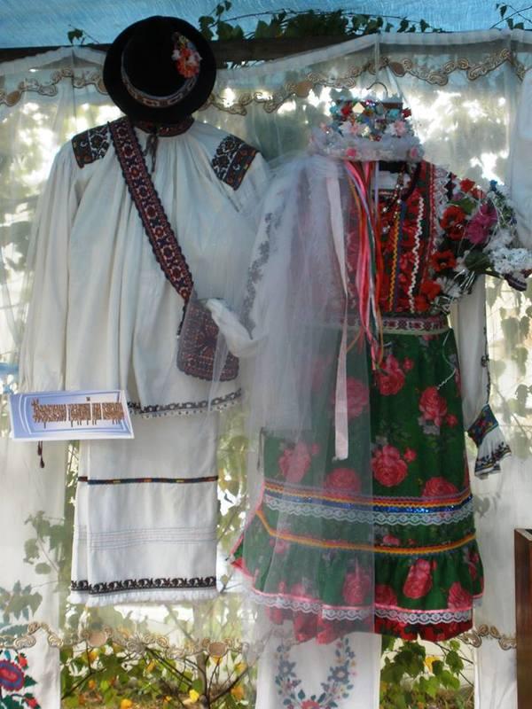 Традиційний одяг Закарпаття. Весільне вбрання. Онлайн школа української вишивки Prekrasa Studio
