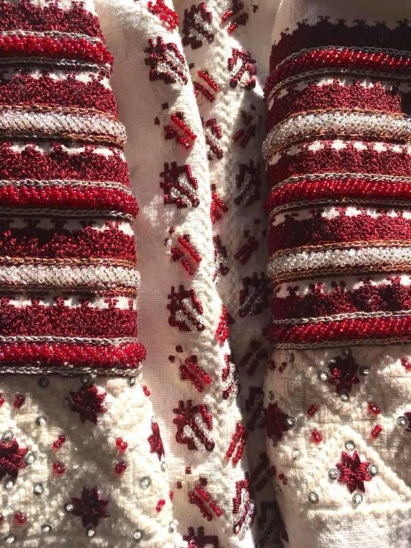 Буковинська жіноча сорочка, вишивка Буковини. Онлайн школа української вишивки Prekrasa studio
