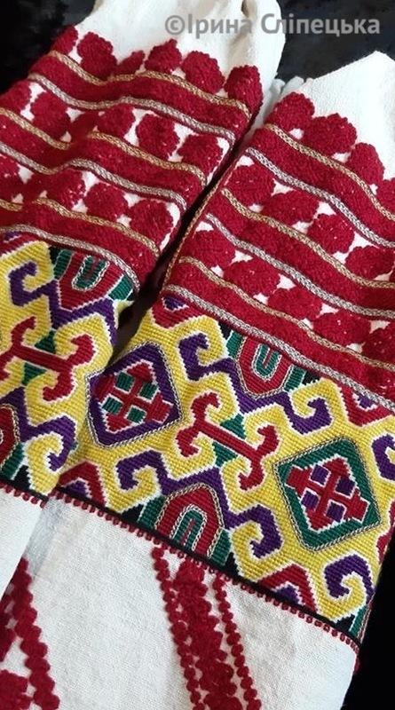 Навчитись вишивати  підстеленим хрестиком, навиване. Майстер-клас від онлайн школи української вишивки Prekrasa Studio